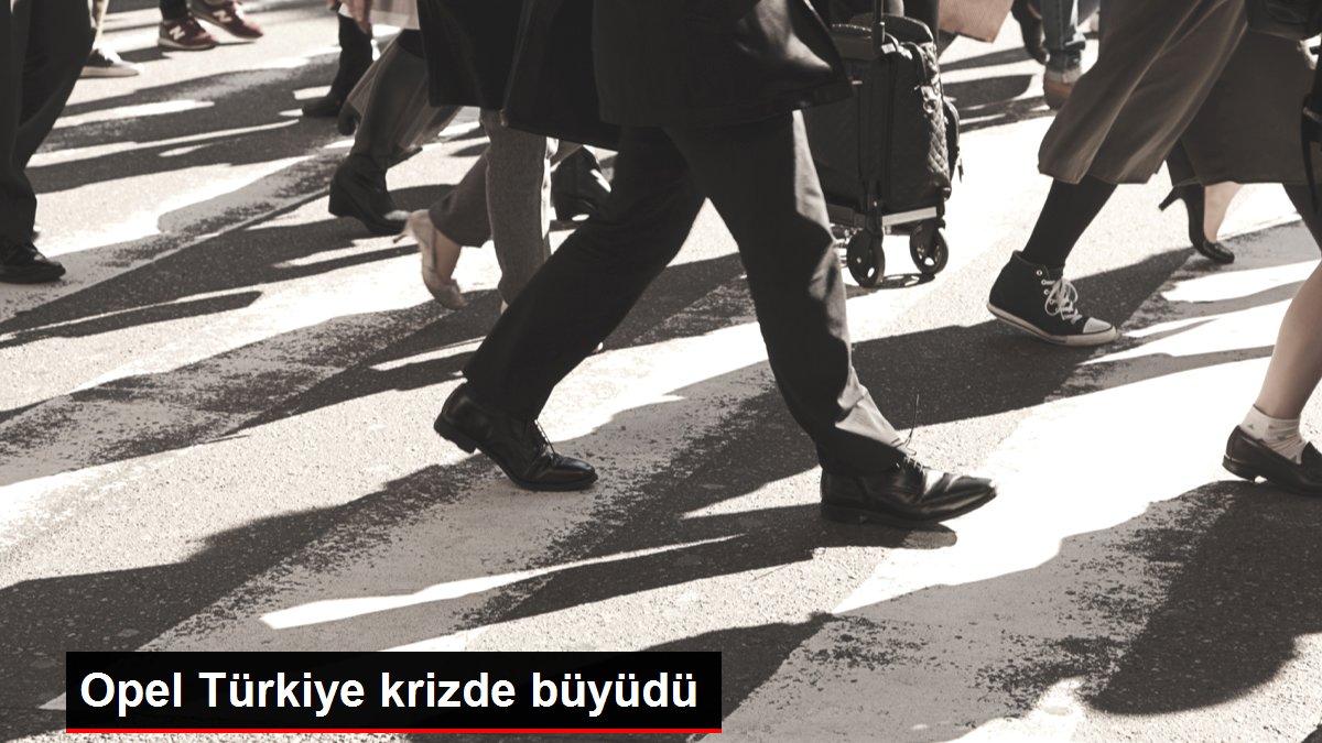 Opel Türkiye krizde büyüdü