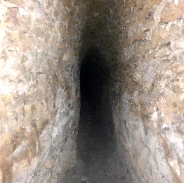 Sinop'ta Kral Mitridat'ın mezarıyla bağlantılı olduğunu düşünülen bir tünel daha bulundu