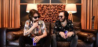 Yüzyüzeyken Konuşuruz: The Kites Red Bull Müzik Stüdyosu, Paris'te