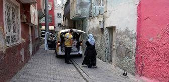 Süleymaniye: Haliliye'de muhtaç ailelere gıda desteği