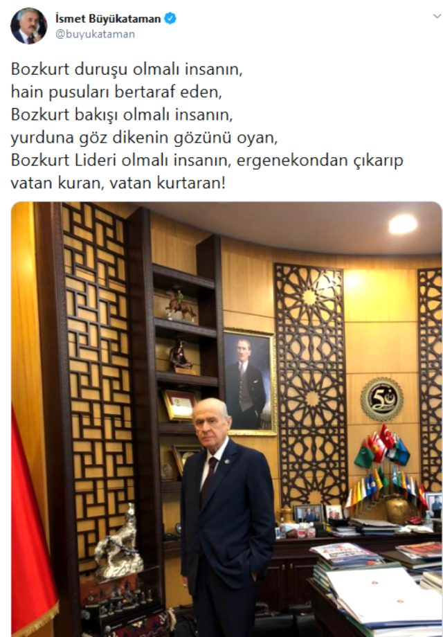 MHP'li Yalçın'ın paylaştığı Bahçeli'nin 'tek başına iktidar' mesajları 2011 yılına aitmiş