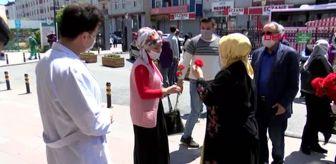 İSTANBUL 400 sağlıkçı annenin ismi Sahra Hastanesi'nin bahçesindeki fidanlara verildi
