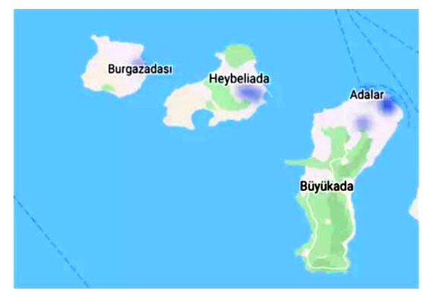 İstanbul'un koronavirüs haritası güncellendi! İşte ilçe ilçe son durum