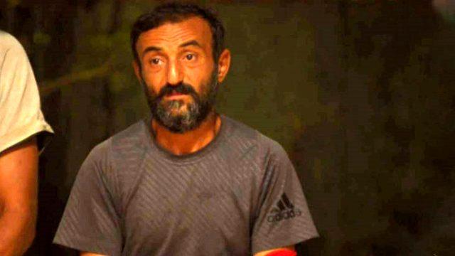 Survivor'dan elenen Ersin Korkut, gözyaşlarına içinde adaya veda etti