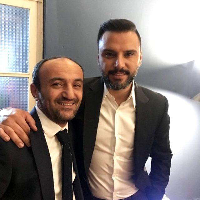 Survivor macerası biten Ersin Korkut'a Yılmaz Erdoğan'dan destek!
