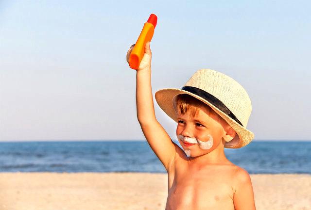 Çocuklar için güneş kremi seçimi nasıl yapılır?