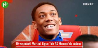 Anthony Martial'in Manchester United Yolculuğu
