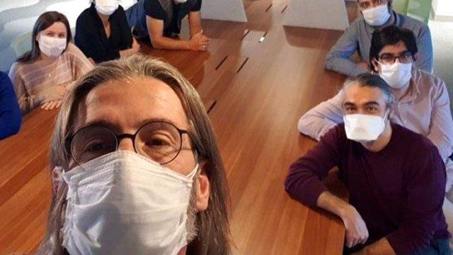 Ercüment Ovalı'dan korona tedavisi için umutlandıran haber: 7 hastanın 6'sında enfeksiyon şüphesi azaldı
