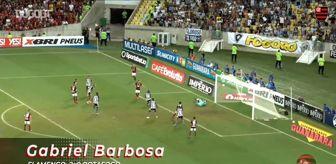 Gabriel Barbosa'nın 2020 Sezonunda Flamengo Formasıyla Attığı Goller