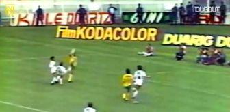 Jose Toure'nin PSG'ye Attığı Harika Gol