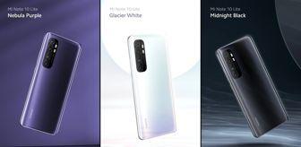 Xiaomi: Mi Note 10 Lite Türkiye Fiyatı Resmi Olarak Açıklandı