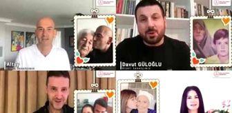 Davut Güloğlu: Rizeli sanatçılar Anneler Günü dolayısıyla şiir okudu