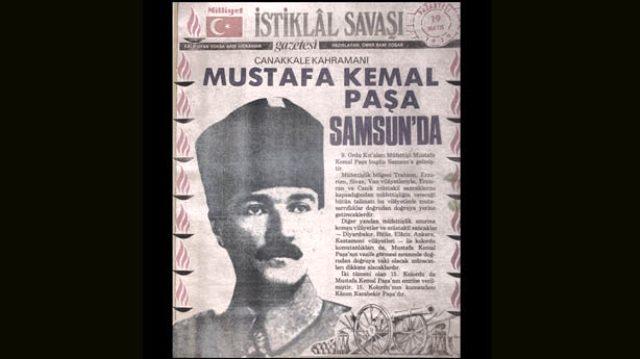 19 Mayıs'ın önemi nedir? 19 Mayıs neden kutlanıyor? 19 Mayıs'ın tarihçesi nedir? 19 Mayıs Atatürk'ü Anma, Gençlik ve Spor Bayramı tarihi ve önemi!