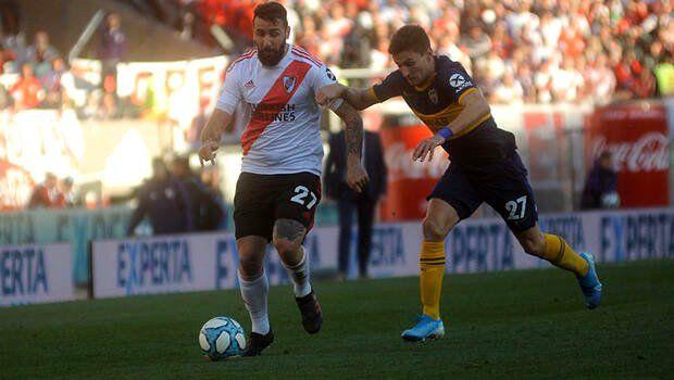 Arjantin'de sözleşmesi bitecek futbolcuların kontratları 6 ay uzatıldı