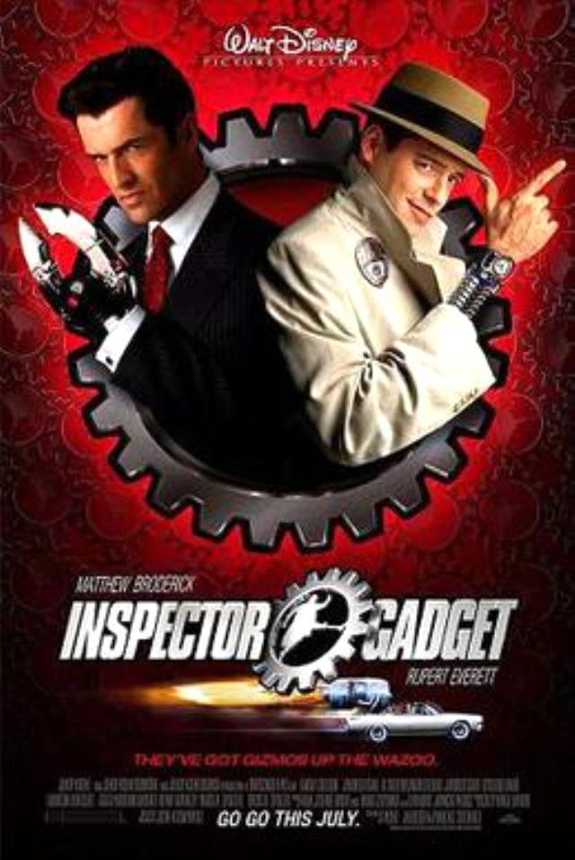 Müfettiş Gadget filmi nedir? Müfettiş Gadget film konusu nedir? Müfettiş Gadget oyuncuları kimler? Müfettiş Gadget hakkında merak edilen her şey!