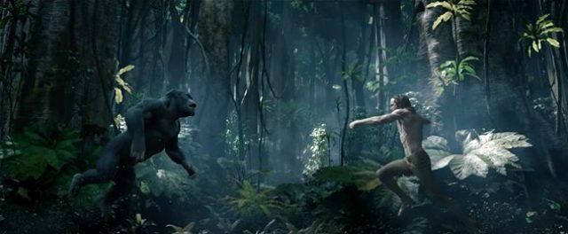 Tarzan Efsanesi oyuncuları ve konusu! Tarzan Efsanesi filmi nerede çekildi?