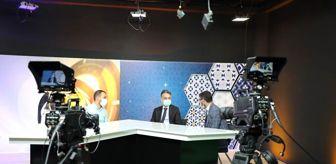 Nesrullah Tanğlay: Vali Çağatay ve Başkan Tanğlay'dan Bitlis TV'ye ziyaret