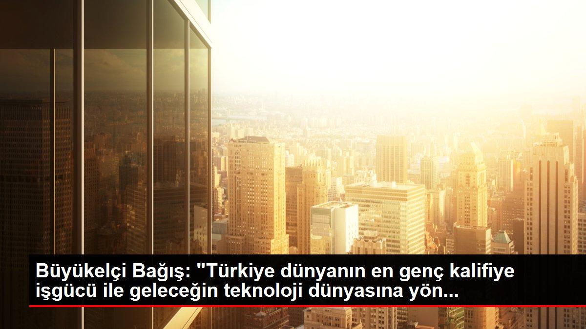 Büyükelçi Bağış: