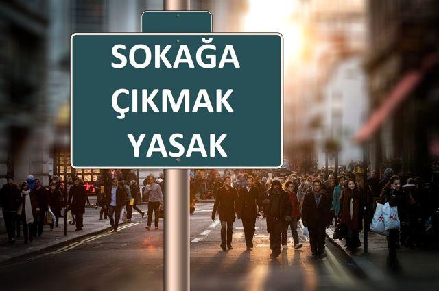 Bayramda kaç gün sokağa çıkma yasağı olacak? Bayramda 81 ilde sokağa çıkmak yasaklandı! 23-24-25-26 Mayıs'ta bütün illerde sokağa çıkmak yasaklandı!