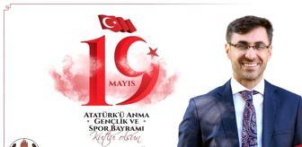 Nesrullah Tanğlay: Belediye Başkanı Tanğlay'dan 19 Mayıs mesajı