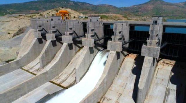 Türkiye'nin 70 yıllık rüyası olan Ilısu Barajı'nda elektrik üretimi başladı