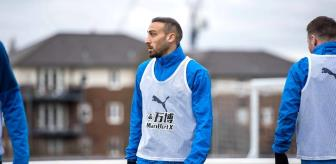 Cenk Tosun'dan Ahmet Nur Çebi itirafı: O olmasaydı, Everton'a transferim gerçekleşmeyecekti