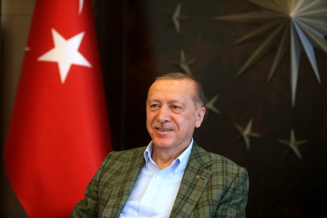 Cumhurbaşkanı Erdoğan'ın transferini sorduğu Çağlar Söyüncü'den yanıt: Menajerim ilgileniyor efendim