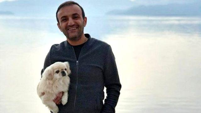 Ersin Korkut, arkadaşlarının kendisine aldığı köpeğin fotoğrafını duygusal bir mesajla paylaştı
