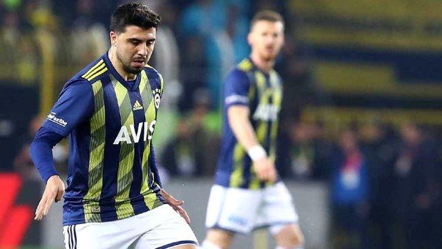 Fenerbahçeli futbolcu Ozan Tufan'ın fazla kiloları dikkat çekti