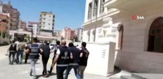 Midyat polisi iftar vakti yapılan hırsızlık olayını çözdü