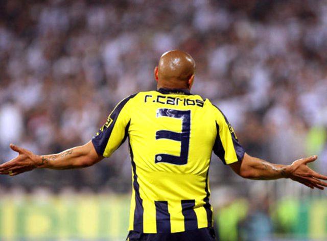 Roberto Carlos: Chelsea ile anlaşamayınca Fenerbahçe'ye transfer oldum
