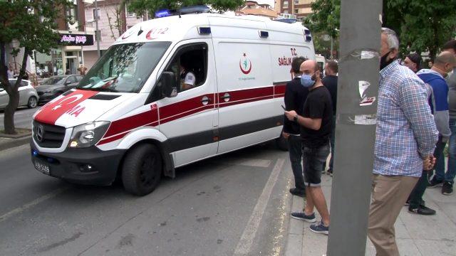 Ataşehir'de aile faciası: Silahla yaraladığı oğlunun başında bekledi