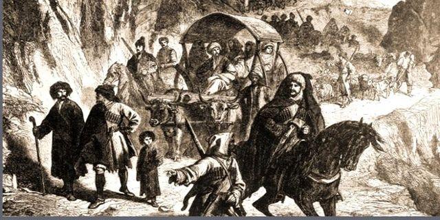 Çerkes Soykırımı nedir? Çerkes Soykırımı neden yapıldı? Çerkes Soykırımı ve Sürgünü tarihi nedir? Çerkes Soykırımı hakkında merak edilenler!