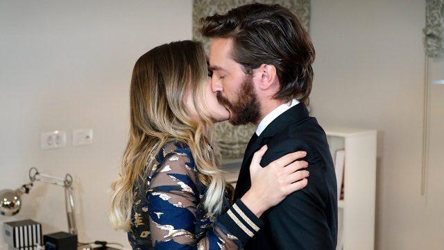 Oyuncu Eda Ece, dizilerdeki öpüşme sahnelerinin nasıl çekildiğini anlattı