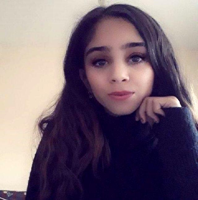 17 yaşındaki Ceren'in öldürülme anının görüntüleri ortaya çıktı