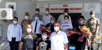 Serkan Esen: Aile Sağlığı Merkezi'ne Şehit Uzman Çavuş Selçuk Can'ın adı verildi