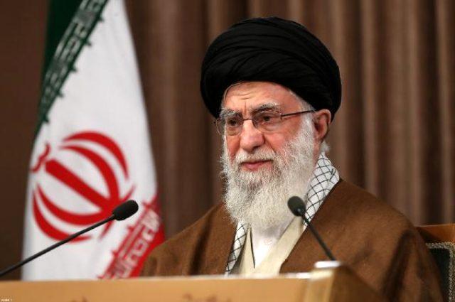İran'ın dini lideri Hamaney'den siyonizm için ilginç 'koronavirüs' benzetmesi