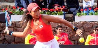 Kız: Japon tenisçiden rekor