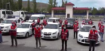 Kızılay'dan Patnos'ta ihtiyaç sahiplerine yardım