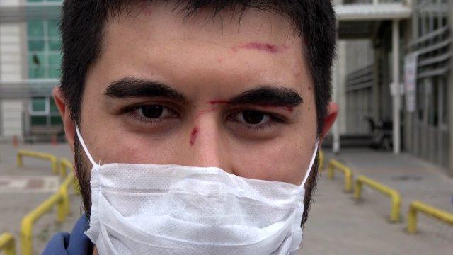 Koronayı yendiler şiddeti yenemediler! İki doktoru hastanede tekme tokat dövdüler