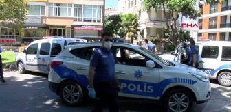 BAKIRKÖY'DE POLİSTEN KAÇAN ŞÜPHELİLER KAZA YAPINCA YAKALANDI