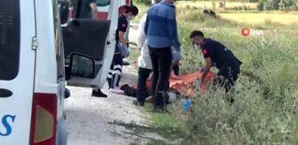 Sokağa çıkma izninde yaşı adamın cesedi bulundu