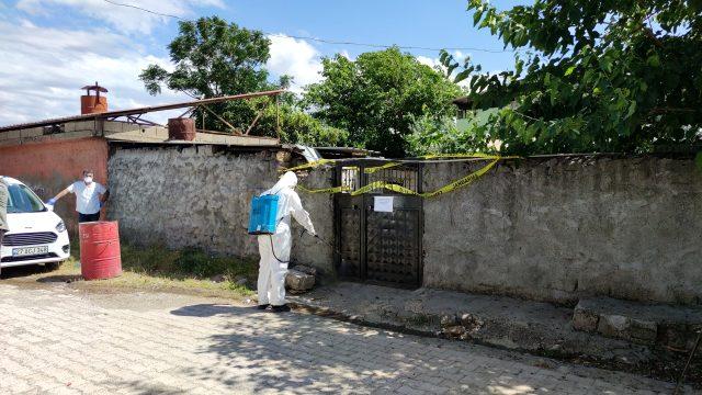 Ziyarete gittikleri hastanın koronavirüs testi pozitif çıktı, 48 kişi karantinaya alındı