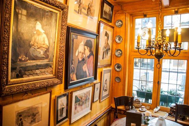 Hollanda'nın ünlü sanat oteli Art Hotel Spaander koronavirüs nedeniyle iflas etti