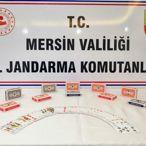 Mersin'de restoranda kumar oynarken yakalanan 10 kişiye ceza
