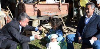 Şafak Şahin: Başkan Özdemir'den şehit kızına doğum günü sürprizi