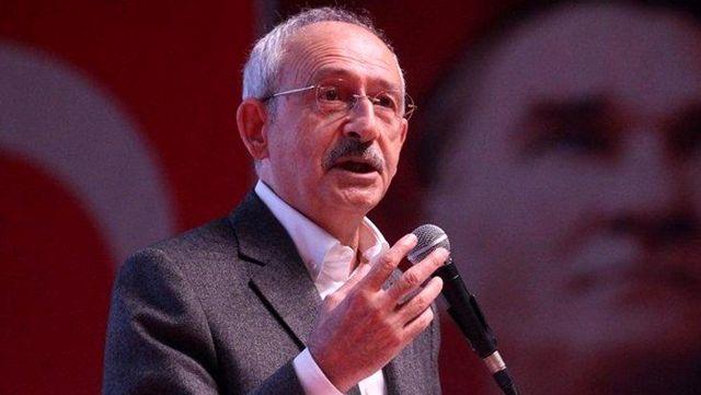Kılıçdaroğlu'ndan erken seçim çıkışı: Buna iki isim karar verir