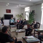 Tatvan'da camilerin ibadete açılmasıyla ilgili toplantı yapıldı