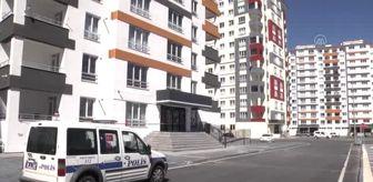 52 daireli bina Kovid-19 nedeniyle karantinaya alındı