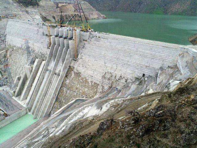 Avrupa'nın en büyüğü olan Çetin Barajı'nda enerji üretimine başlandı! Ekonomiye yıllık 500 milyon lira kazandıracak